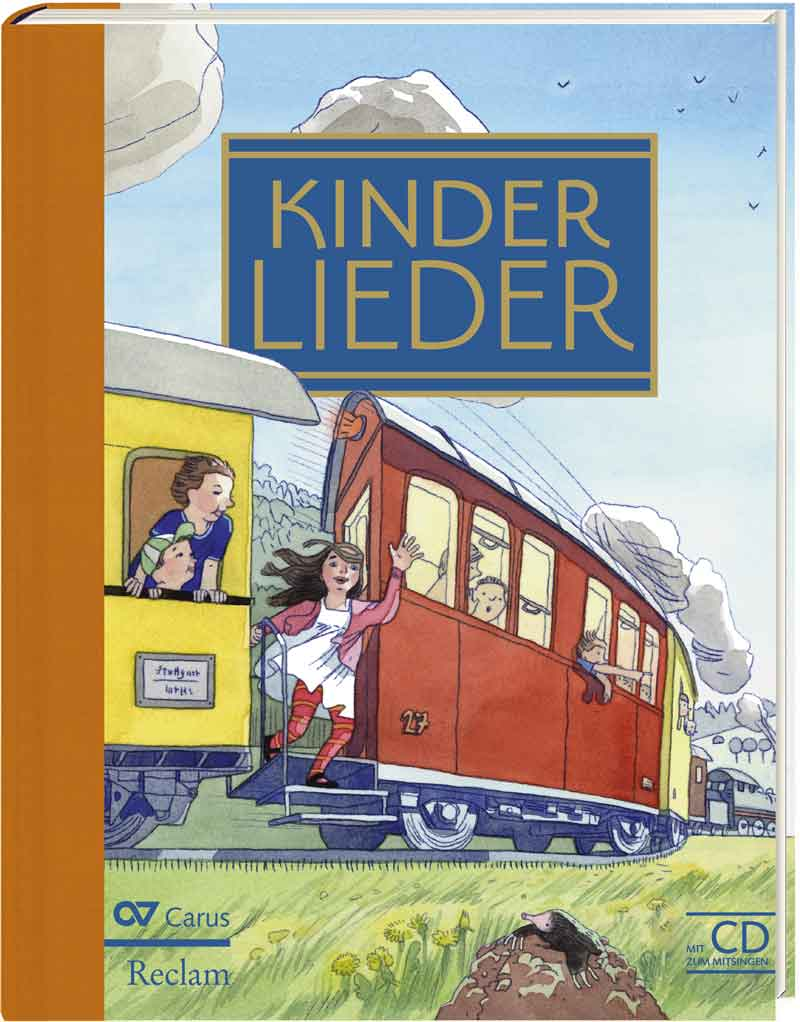 Kinderliederbuch Cover